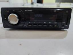Vendo rádio automotivo multilaser