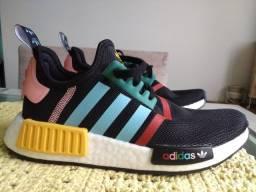 Tênis Adidas NMD-R1 novo