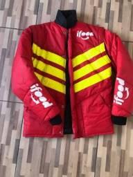 Jaqueta impermeável nova para motoboy