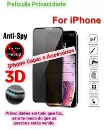 iPhone 6, 7, 8, X, XR, XS Max, 11, 11 Pro, 11 Pro Max, 12, 12 mini, 12 Pro e 12 Pro Max