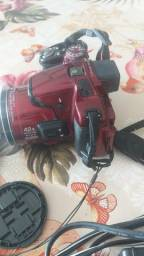 Máquina foto Display Nikon P520