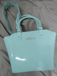 Bolsa Petit Jolie verde-agua