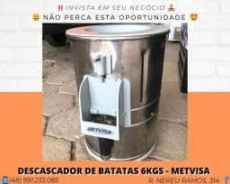 Descascador de Batatas 6KGS - MetVisa | Matheus