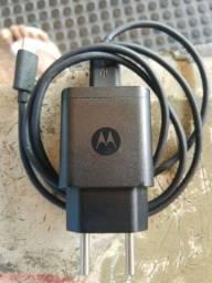 Carregador original Motorola tipo C só venda aceito cartão