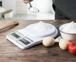 Título do anúncio: Balança Cozinha Digital 10kg Alta Precisão Dieta E Nutrição Controle sua alimentação