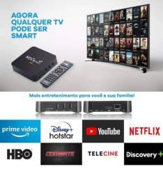 TV Box MXQ Pro(de 128gigas)
