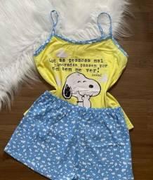Pijamas feminino revenda