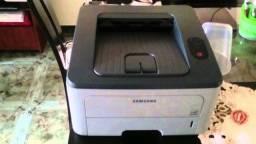 Impressora laser Duplex Samsung toner cheio