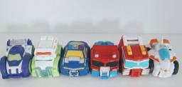Transformers (carrinhos/robô)