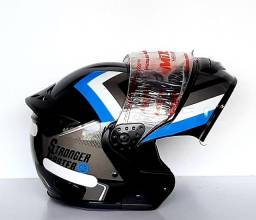 Capacete Moto Mixs Gladiator Stronger Articulado Escamoteável outros