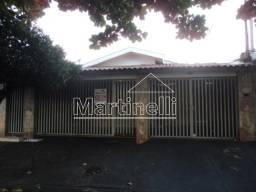 Casa à venda com 3 dormitórios em Jardim novo mundo, Ribeirao preto cod:V19822