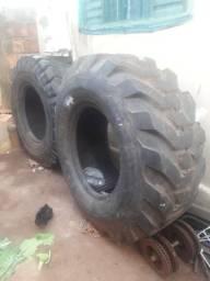 Vende- se dois pneus pra fazer crosfit!