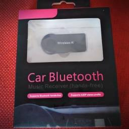 Car bluetooth transforma som carro em bluetooth entrego