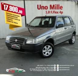 Fiat Uno Mille economy 1.0 F.Flex 4p - 2013