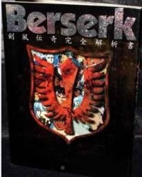 Berserk Art Book Anime 1998