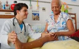 Fisioterapeuta - Atendimento domiciliar - Idosos
