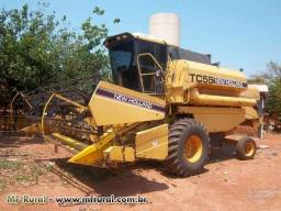 Colhedeira TC 55