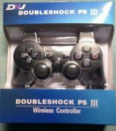 Controle Playstation 3 Sem fio novos com garantia e entrega grátis