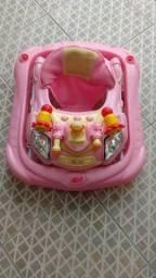 Andador de bebê R$60,00