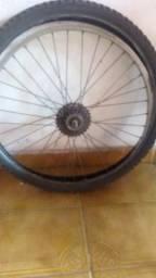 Jance pneu cubo catraca reduzido