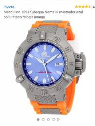27a87c3bebe Relógio Invicta Noma III Subaqua 1591