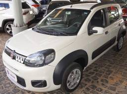 FIAT UNO 1.0 EVO WAY 8V FLEX 4P MANUAL - 2015