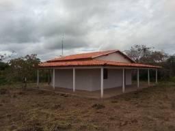 Casa nova em Parnaiba com terreno grande
