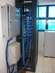 Cabeamento Estruturado - Certificação de Rede - Fibras Opticas - Servidores - Telefonia