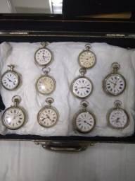 655094191d6 Coleção Relógios de Bolso Roskof Patent (1910 a 1930) - Bijouterias ...