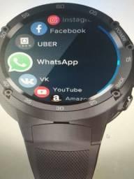 Relógio smartwatch $500 top de linha