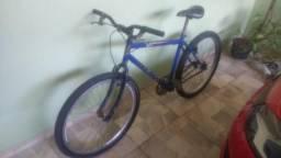 Bike Aro 26 andando roda aero