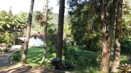Chácara em Riograndina com 03 casas e acesso asfaltado. Aceita imóvel como parte de pagto