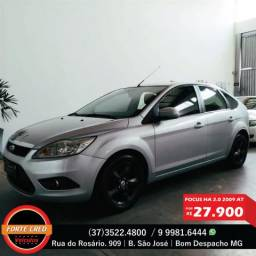 Ford focus 2009/2009 2.0 ha 16v flex 4p automático - 2009