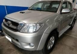 Toyota Hilux CD SRV 4x4 3.0 8V 116CV TB DIESEL - 2007
