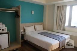 Loft à venda com 1 dormitórios em Caiçaras, Belo horizonte cod:253661
