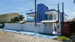 Casa na praia piscina aquecida, spar externo, salão de jogos, ar condicionado