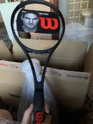 Raquete Tennis Wilson pro staff comprar usado  Juiz de Fora