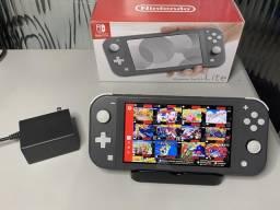 Nintendo Switch Lite com jogos, Pokémon,Mario Kart e outros comprar usado  Olinda