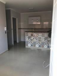Kitnet nova na Vila Isolina Mazzei com um dormitório, sala, cozinha (sem vaga)