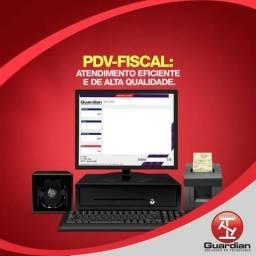 Sistema Completo para sua Empresa - Cupom fiscal / Nota Fiscal / Financeiro