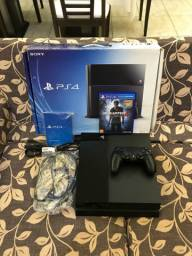 Ps4 completo, 4 jogos
