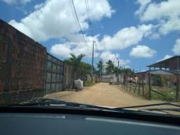 Vendo terreno com meia água já pronta para morar em igarassu/ Cruz de Rebouças