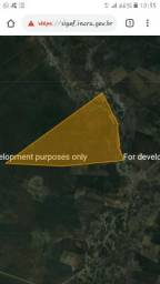 Vendo área de 438 hectares