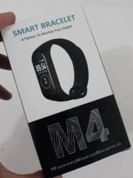 Promoção Pulseira inteligente smartband M4 nova Entrego
