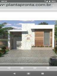 JC- Linda Casa Sobrado com 87 m² de área construída no Rio Vermelho CA0004
