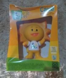 Mascote Copa Rio 2007