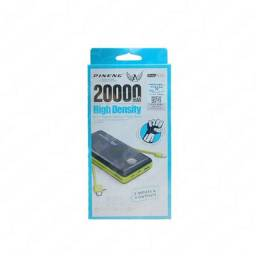 Power bank carregador portátil Pineng 20.000mah