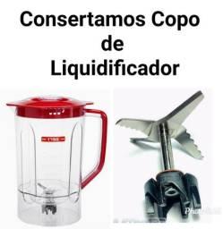 Conserto copo de liquidoficador