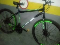 Vendo bike aro 29 freio a disco