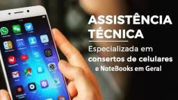 Assistência Técnica em Smartphones e Notebooks